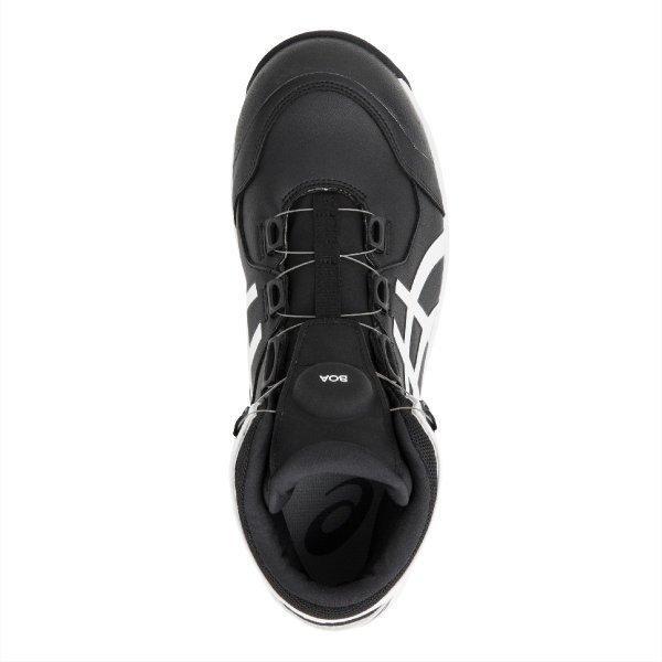 asics ウィンジョブ  Boaシステム採用 セーフティスニーカー CP-304 先芯入り作業靴 workway 04
