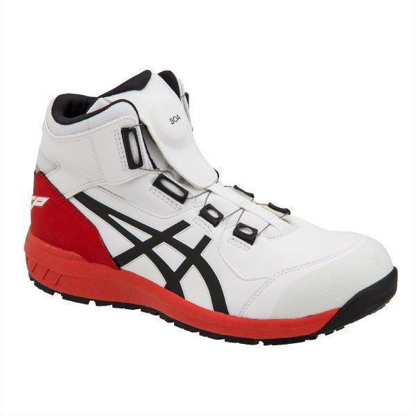asics ウィンジョブ  Boaシステム採用 セーフティスニーカー CP-304 先芯入り作業靴 workway 07