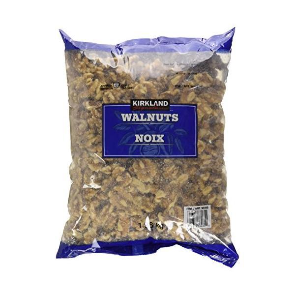 KIRKLAND (カークランド) シグネチャー WALNUTS ウォールナッツ くるみ 1.36kg