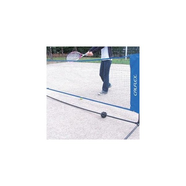 送料無料 CALFLEX カルフレックス テニス・バドミントン用ネット CTN-155