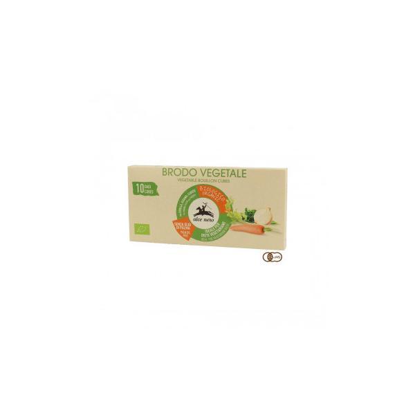 送料無料 アルチェネロ 有機野菜ブイヨン キューブタイプ 100g 24個セット C5-55