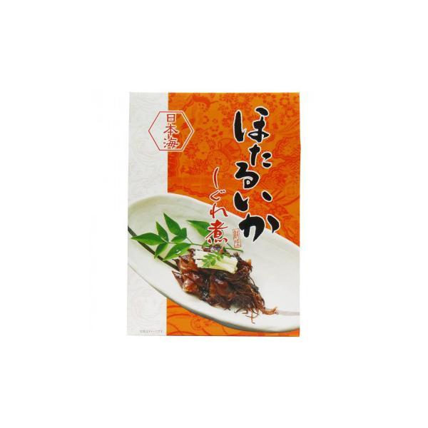 送料無料 マルヨ食品 ほたるいかしぐれ煮(目有り) 120g×40個 05281