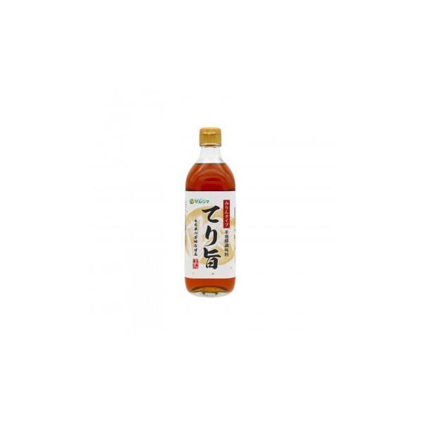 送料無料 マルシマ 純米発酵調味料 500mL×3本 1734