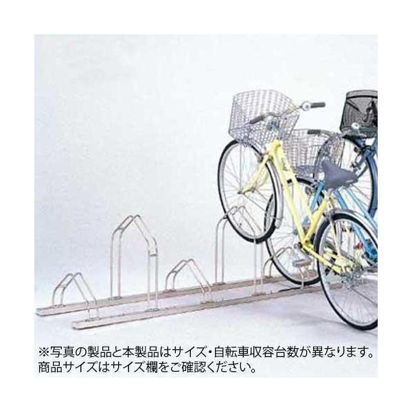 5☆好評 ご予約品 ダイケン ステンレス製自転車ラック サイクルスタンド 6台用 CS-MU6
