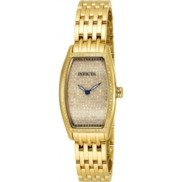 腕時計 インヴィクタ 送料無料カード決済可能 出色 インビクタ レディース Invicta 17803 Lady Donna Diamond 1.4ctw Made Womens 388 Swiss Accented Watch