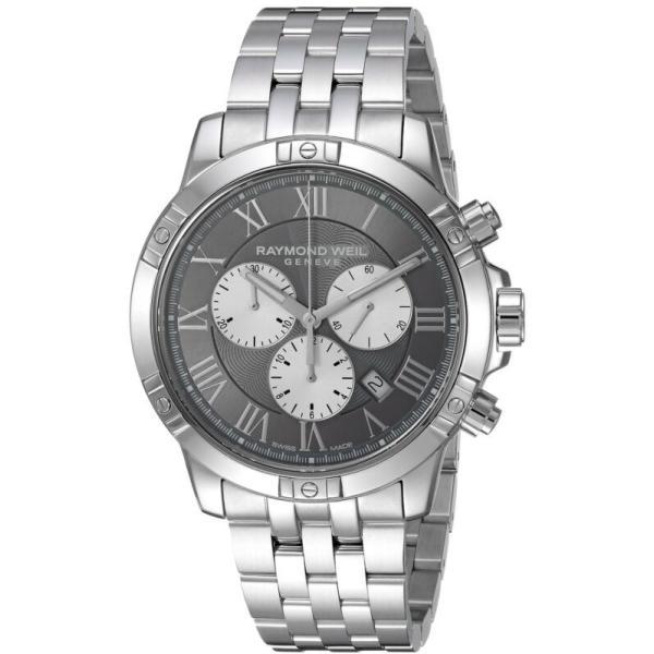 腕時計 オンラインショッピング レイモンドウイル メンズ Raymond Weil Men's 'Tango' Quartz 00606 Steel 8560 爆安 ST Stainless Watch