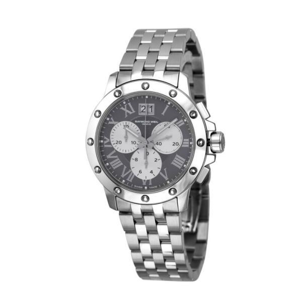 腕時計 レイモンドウイル メンズ Raymond Weil Men's 4899 送料無料お手入れ要らず Dial ST Chronograph 00668 Tango ランキング総合1位 Grey Watch