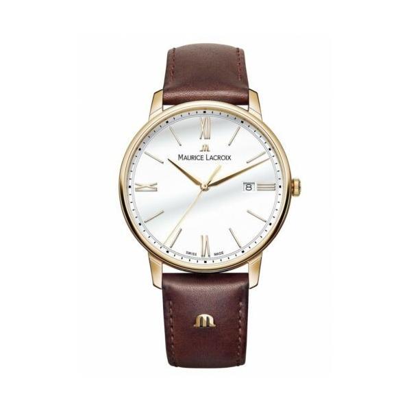 腕時計 ☆正規品新品未使用品 モーリスラクロア メンズ Maurice Lacroix Wristwatch EL1118-PVP01-112-1 Date 日本メーカー新品 Men's Eliros