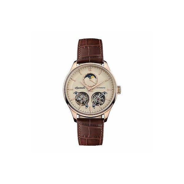 腕時計 インガソール メンズ トラスト Ingersoll I07203 品質検査済 Chord Wristwatch Men's The Automatic