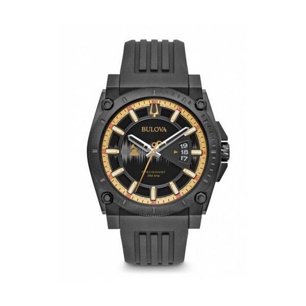 腕時計 ブローバ メンズ Bulova 98B294 Special 永遠の定番モデル GRAMMY? Edition Watch Men's 売り出し Precisionist