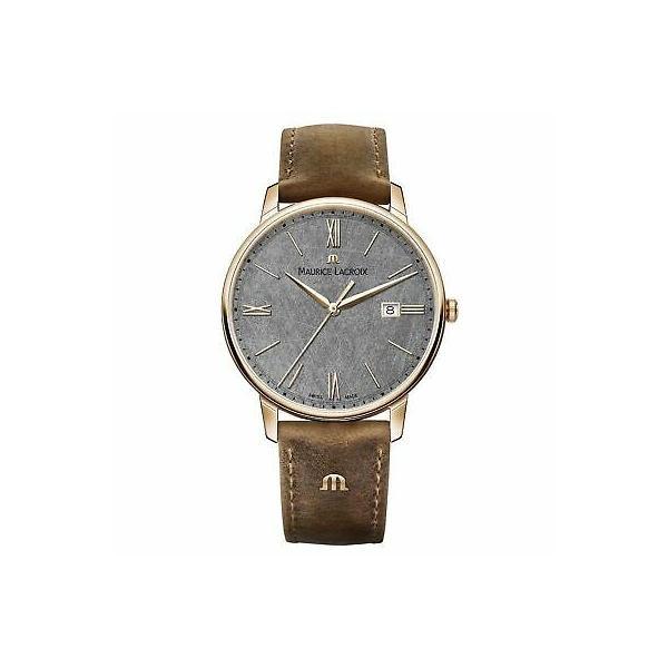 腕時計 モーリスラクロア メンズ Maurice Lacroix Date Eliros Wristwatch Men's EL1118-PVP01-210-1 本店 商品追加値下げ在庫復活