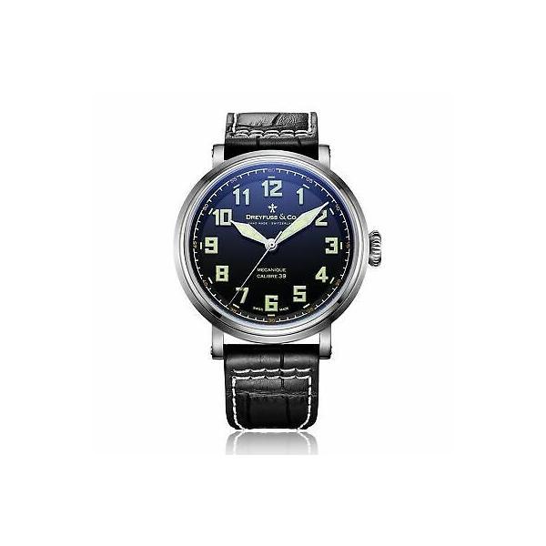 期間限定で特別価格 腕時計 ドレイファスアンドカンパニー メンズ Dreyfuss Co Mechanical Wristwatch 激安超特価 Classic DGS00164-19 Men's