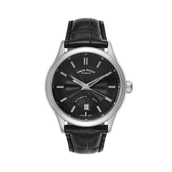 腕時計 男女兼用 アルマンニコレ メンズ Armand Nicolet A840BAA-NR-P840NR2 Men's Watch 70%OFFアウトレット Automatic