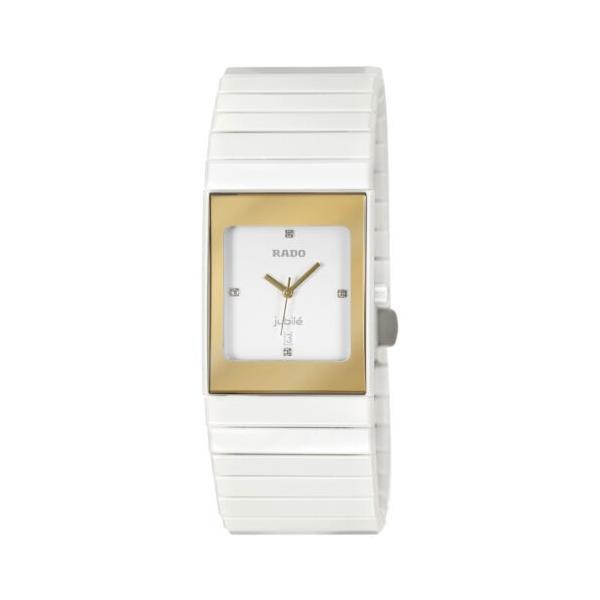 腕時計 ラドー レディース Rado Ceramica R21984702 Women's Quartz Jubile Watch お気に入り 期間限定の激安セール