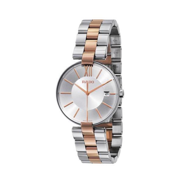 日時指定 腕時計 ラドー メンズ 格安店 Rado Coupole Watch L Quartz R22852023 Men's