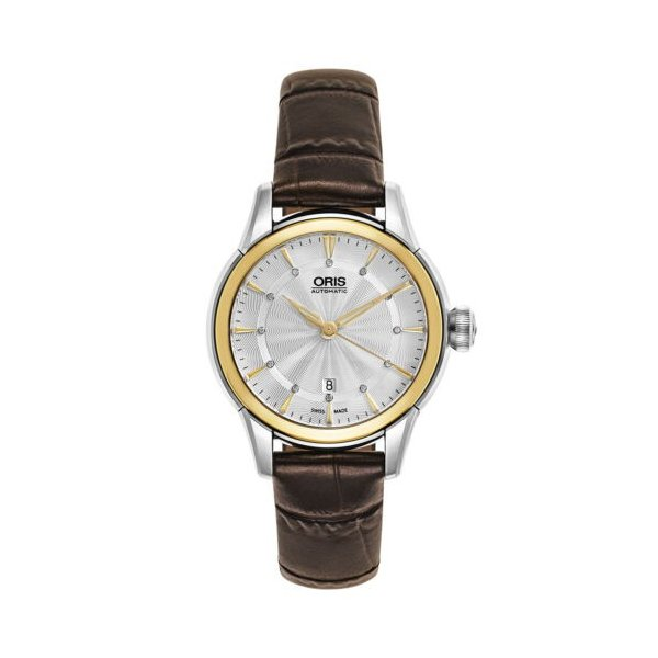 腕時計 オリス 正規認証品 新規格 ユニセックス Oris 01561768743510751470 Unisex Watch Automatic 5☆大好評