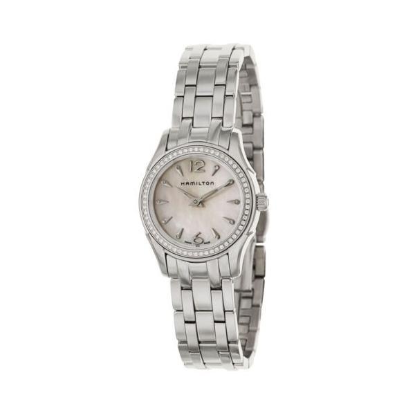 腕時計 ハミルトン レディース Hamilton Jazzmaster 数量は多 Quartz Watch H32281197 ブランド品 Lady Women's