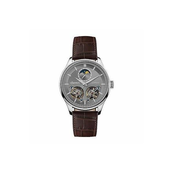 腕時計 インガソール メンズ Ingersoll I07201 引出物 Men's Wristwatch Chord Automatic 日本製 The
