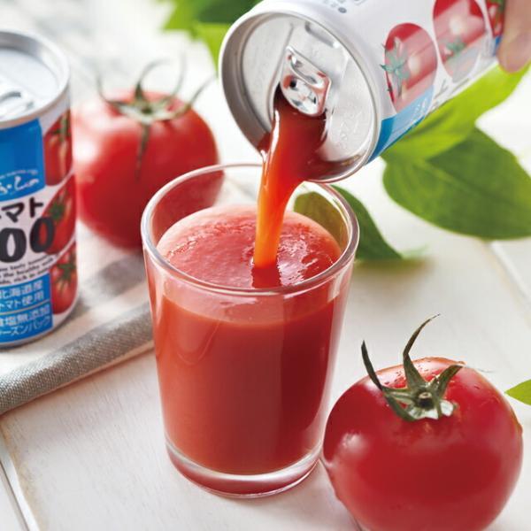 ふらの トマト100食塩無添加 160ml×30本 北海道 北海道産 野菜ジュース トマトジュース 食塩無添加 送料無料 健康飲料 無添加