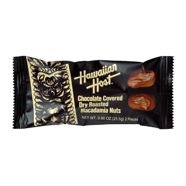 ハワイアンホースト マカデミアナッツチョコレートTIKI バー(2粒)×12袋セット(★クール便)