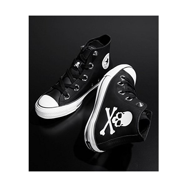 [コンバース] CONVERSE x mastermind JAPAN / ALL STAR 100 HI/MMJ オールスター (US8.5(27cm))|world-surprise