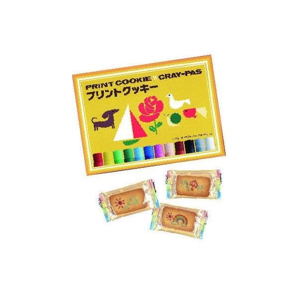 大阪 お土産 サクラクレパス コラボ プリントクッキー (20個入り) 限定 お菓子|world-treasure