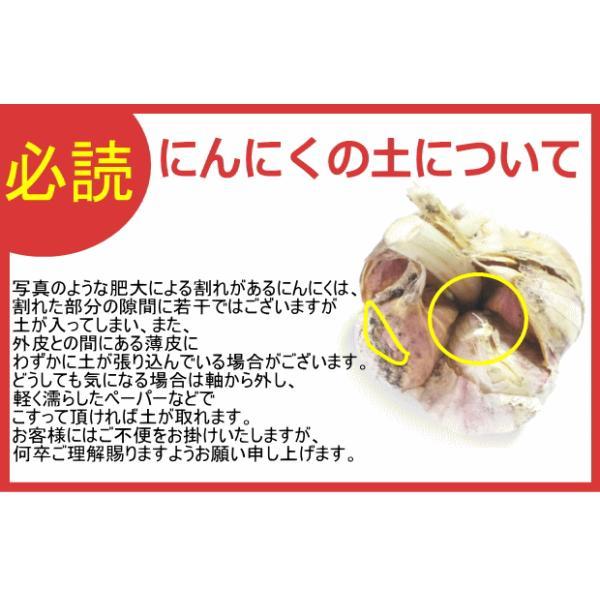 700円引き にんにく 青森 1kg 国産 ニンニク 1キロ Mサイズ以上大玉混合 厳選にんにく1kg 訳あり 中国産と比べて world-wand 12