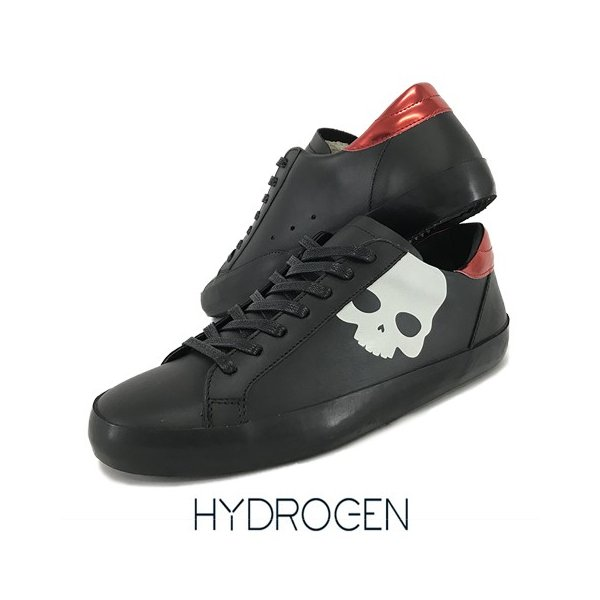 ハイドロゲン HYDROGEN ユニセックス スニーカー 233704 ブラック/007/セール