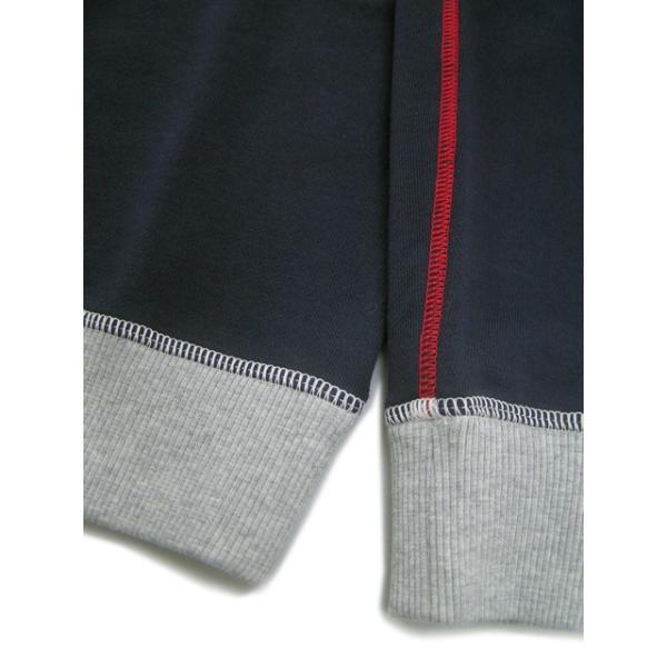 モンクレール MONCLER KIDS ユニセックス スウェットシャツ MAGLIA GIROCOLL 8018550 80417 B ネイビー/742/セール|worldclub|07