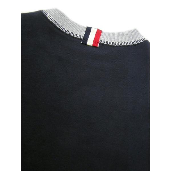 モンクレール MONCLER KIDS ユニセックス スウェットシャツ MAGLIA GIROCOLL 8018550 80417 B ネイビー/742/セール|worldclub|09