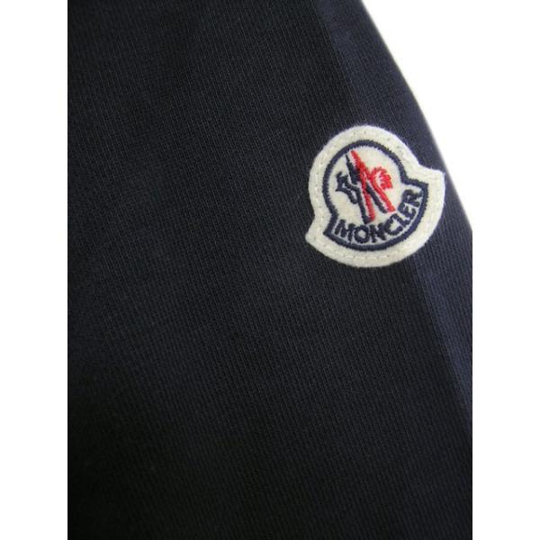 モンクレール MONCLER KIDS ユニセックス スウェットシャツ MAGLIA GIROCOLL 8018550 80417 B ネイビー/742/セール|worldclub|10
