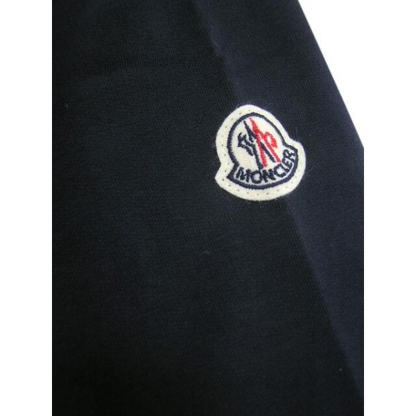 モンクレール MONCLER KIDS ユニセックス スウェットシャツ MAGLIA GIROCOLL 8065205 809AC B ネイビー/742/セール worldclub 09