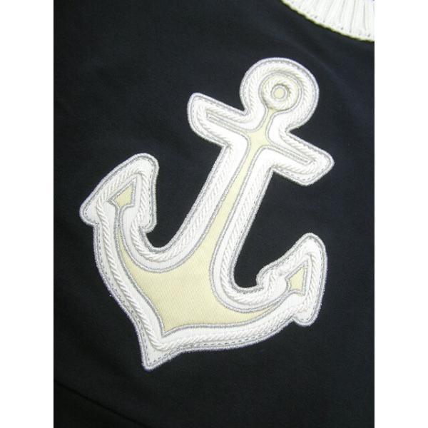 モンクレール MONCLER KIDS ユニセックス スウェットシャツ MAGLIA GIROCOLL 8065205 809AC B ネイビー/742/セール worldclub 10