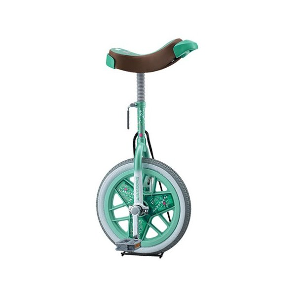 ブリヂストン スケアクロウ 一輪車 14インチ グリーン(P1340)