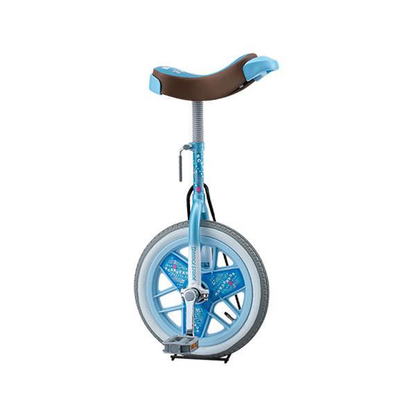 ブリヂストン スケアクロウ 一輪車 14インチ ライトブルー(P1337)