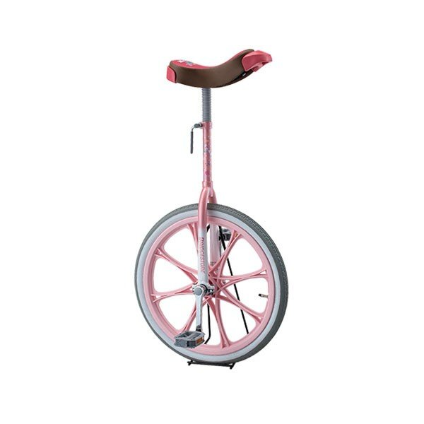 ブリヂストン スケアクロウ 一輪車 20インチ ピンク(P1350)