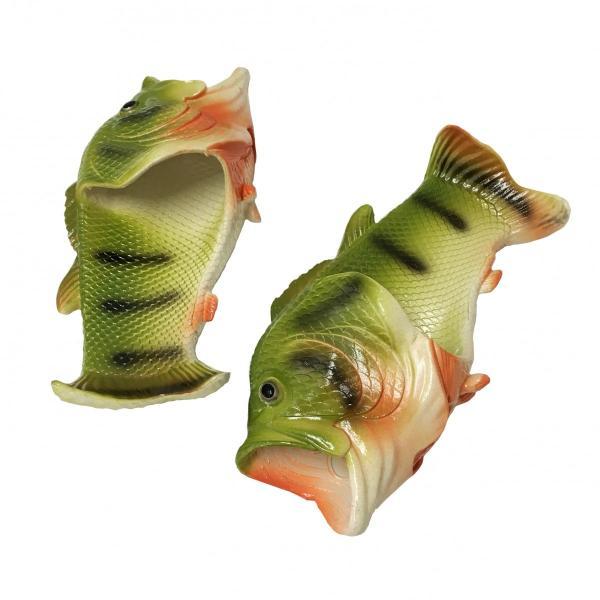 オルルド釣具 魚型 サンダル スリッパ 「サンダルド」 おさかな Lサイズ ルームシューズ 収納袋付き worlddepartyafuu 02