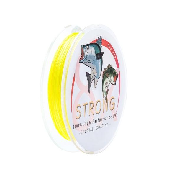【オルルド釣具】PEライン ハイパフォーマンスPE「ストロング 8X」300m(8本編み)|worlddepartyafuu|05
