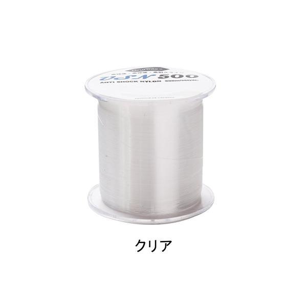 オルルド釣具 ナイロンライン USN500「Ultra Soft Nylon(ウルトラソフトナイロン)」|worlddepartyafuu|02