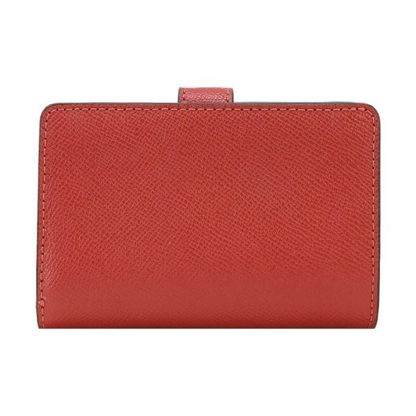 COACH コーチ 財布 二つ折り財布 F11484 SVN4N ウォッシュドレッド ウォレット アウトレット レディース 新品 worlddrive 02