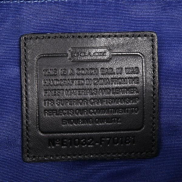 コーチバッグ アウトレット 美品 COACH トート メンズ ショルダー 斜めがけ シグネチャー ハドソン ビジネス バッグ 70181 BK|worlddrive|06