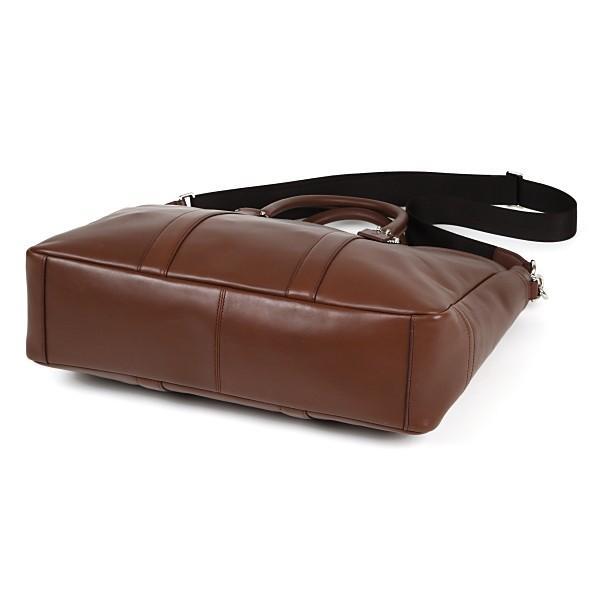 コーチ バッグ メンズ 斜めがけ 2way トートバッグ ビジネスバッグ 70916茶 アウトレット|worlddrive|04