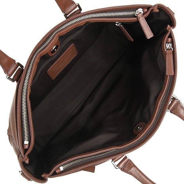 コーチ バッグ メンズ 斜めがけ 2way トートバッグ ビジネスバッグ 70916茶 アウトレット|worlddrive|05