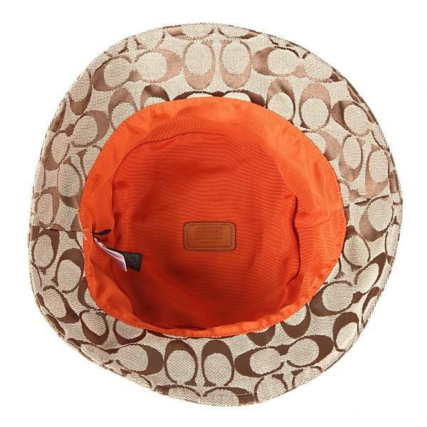 コーチ帽子 COACH コーチ シグネチャー 帽子 レディース|worlddrive|05