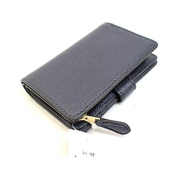 COACH コーチ 財布 二つ折り財布 レザー レディース f11484immid 新品 ギフトボックス付き|worlddrive|03