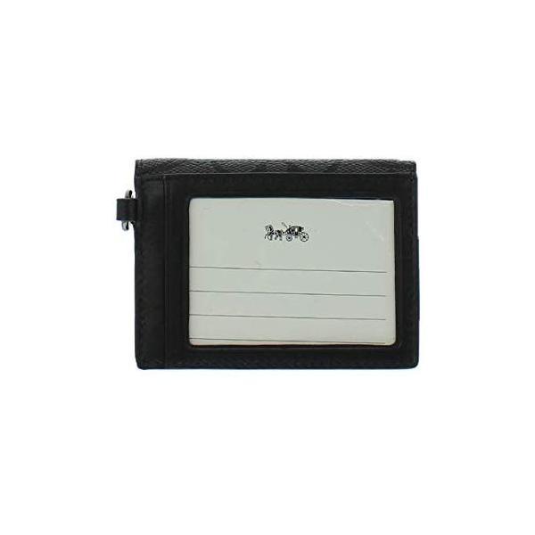 COACH コーチ メンズ 二つ折り カードケース F36139 QBMI5 新品 ギフトボックス付き worlddrive 02