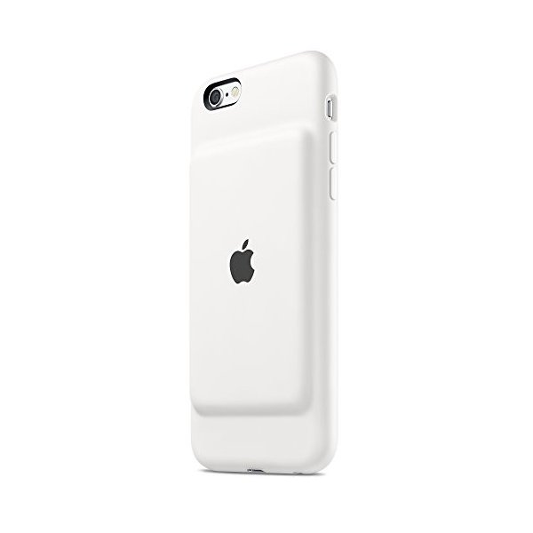 Apple アップル 純正 iPhone 6s Smart Battery Case スマートバッテリーケース (ホワイト)