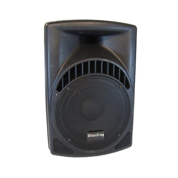 Blast King I77BP10A アクティブ 600W 8 Ohm スピーカーボックス ウーファー, 10-Inches