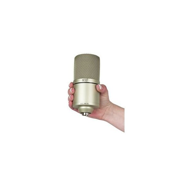 MXL 990XL Condenser Microphone/マイク/マイクロフォン/Microphone