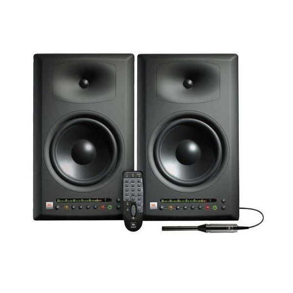 JBL LSR4328P Studio モニター ペア